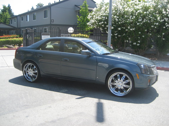 Another GRINCH408 2006 Cadillac CTS post... - 11805164