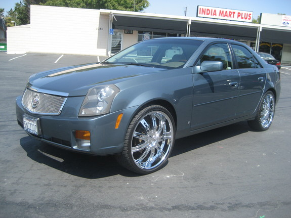 Another GRINCH408 2006 Cadillac CTS post... - 11805165