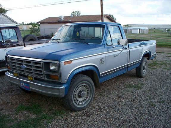 Geiger92 1982 Ford F150 Regular Cab Specs Photos