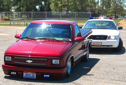 cherryss10s 1995 Chevrolet S10 Regular Cab