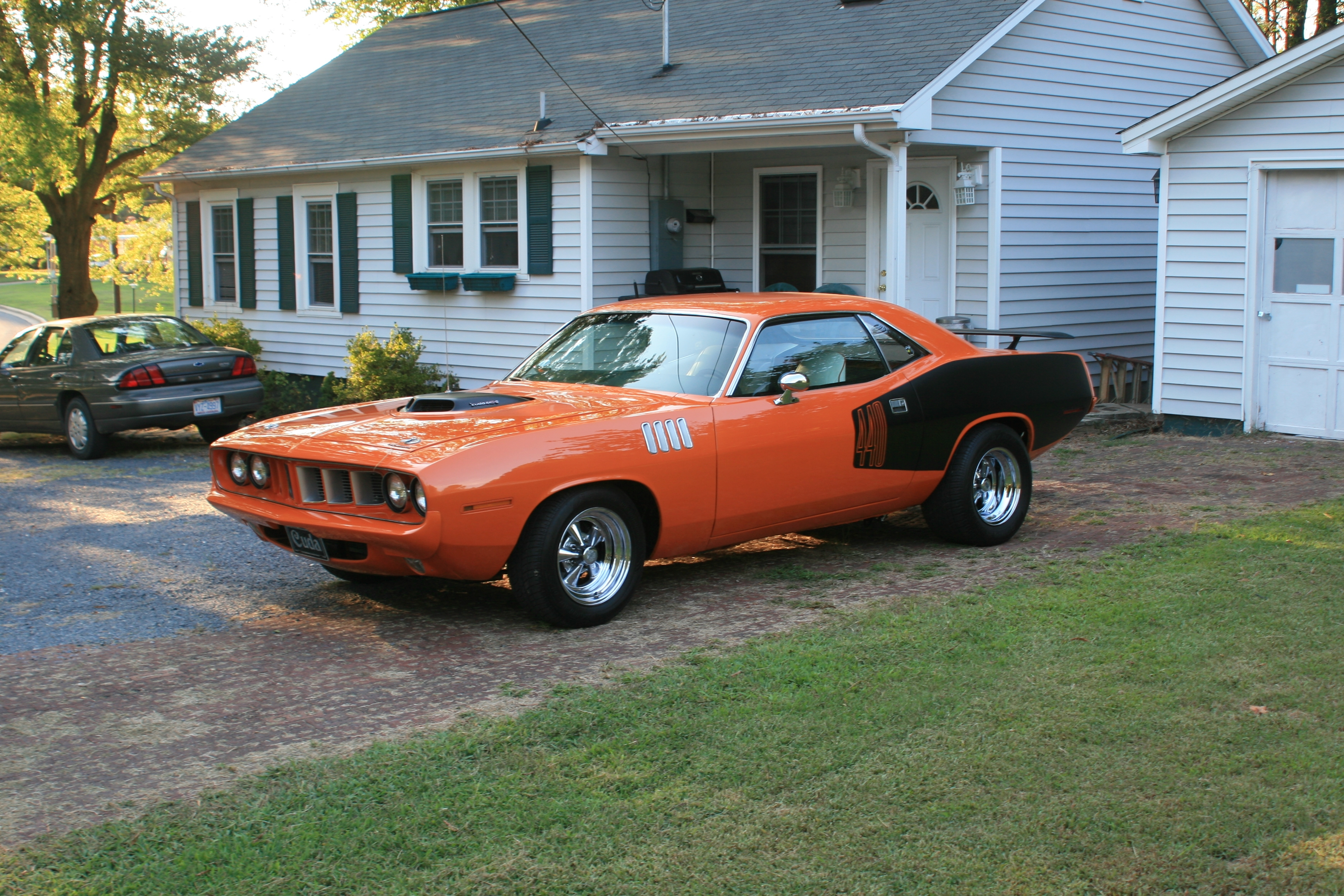 Qcworm2 1971 Plymouth Barracuda Specs Photos
