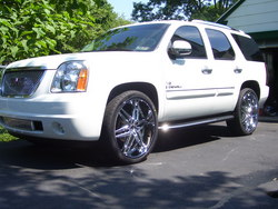 danizzels 2007 GMC Yukon Denali