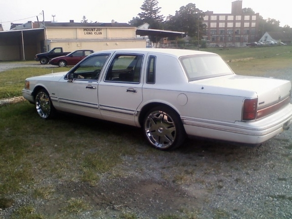 20 Inch Rims 20 Inch Rims Lincoln Town Car