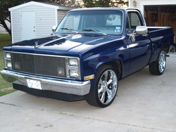 Texasboy512s 1983 Chevrolet C/K Pick-Up