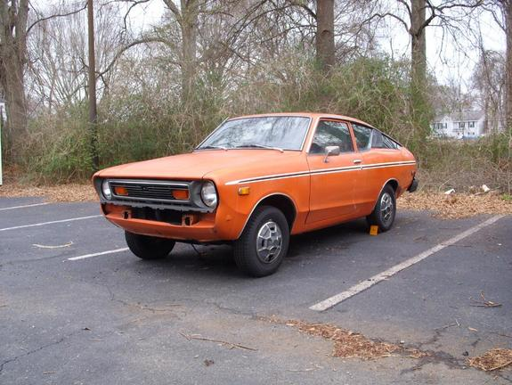 Another widebodycharlie 1977 Datsun B210 post... - 11807569
