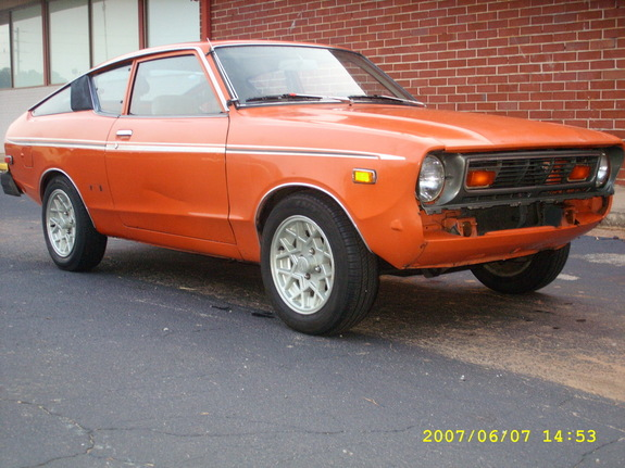 Another widebodycharlie 1977 Datsun B210 post... - 11807576