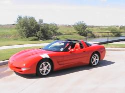 robpurifoys 2001 Chevrolet Corvette
