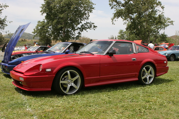 Nissan 280zx – pictures, information and specs - Auto-Database.com