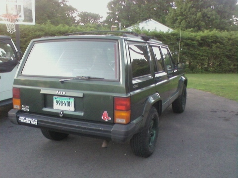 Disco89 1996 Jeep Cherokee 11808692