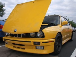 MileHighM3s 1988 BMW M3