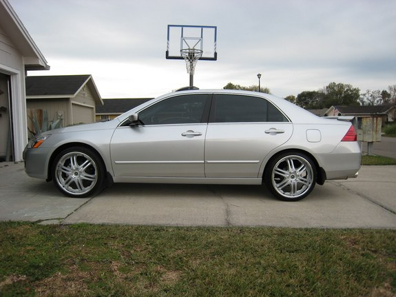 Accord7gen 2006 Honda Accord Specs  Photos  Modification