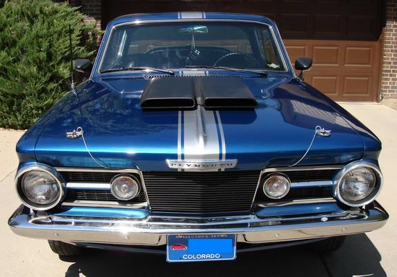 65fscuda 1965 Plymouth Barracuda 11810133
