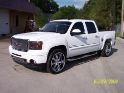 jproffitt0009 2007 GMC Sierra 1500 Regular Cab