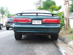 bolillo35567s 1995 Ford Thunderbird