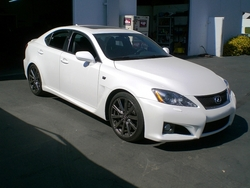MotorworldHypes 2008 Lexus IS F