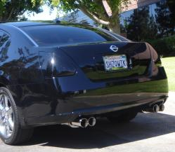 SHZQWIKs 2008 Nissan Maxima