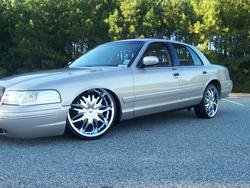 nastynells 1998 Ford Crown Victoria
