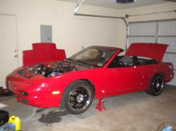 turbomax2s 1993 Nissan 240SX