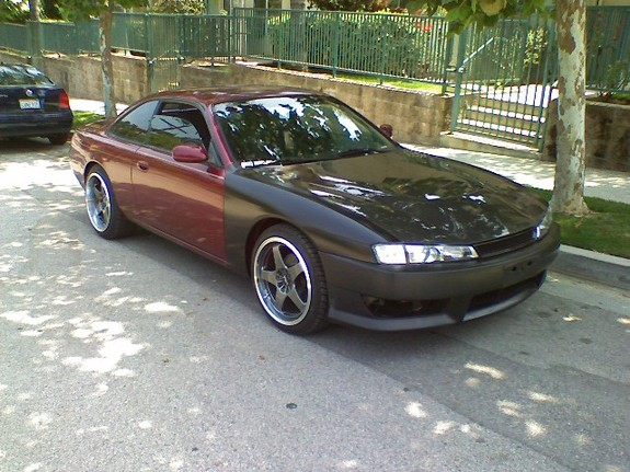 Another BlueTegra 1995 Nissan Silvia post... - 11817900