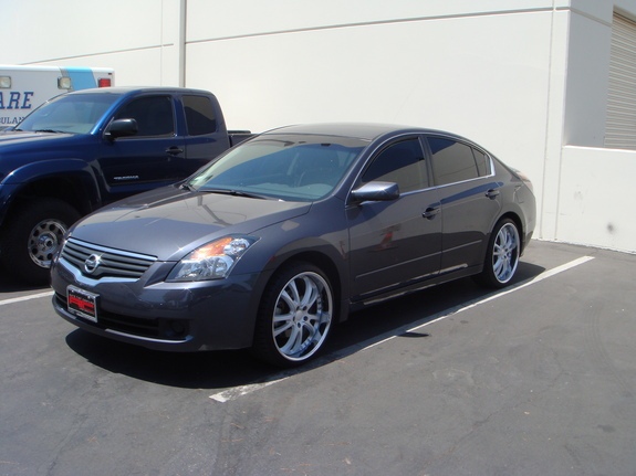 Sinikal21 2007 Nissan Altima Specs Photos Modification Info At