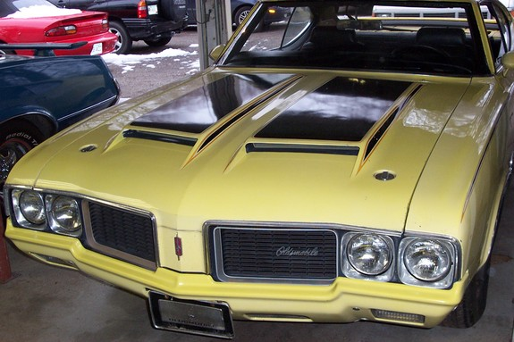 fjwhoopie's 1970 Oldsmobile Cutlass