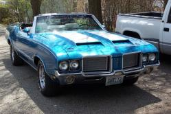 fjwhoopies 1972 Oldsmobile 442