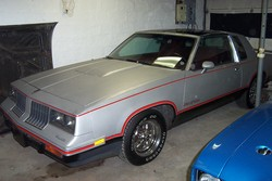 fjwhoopies 1984 Oldsmobile Hurst/Olds