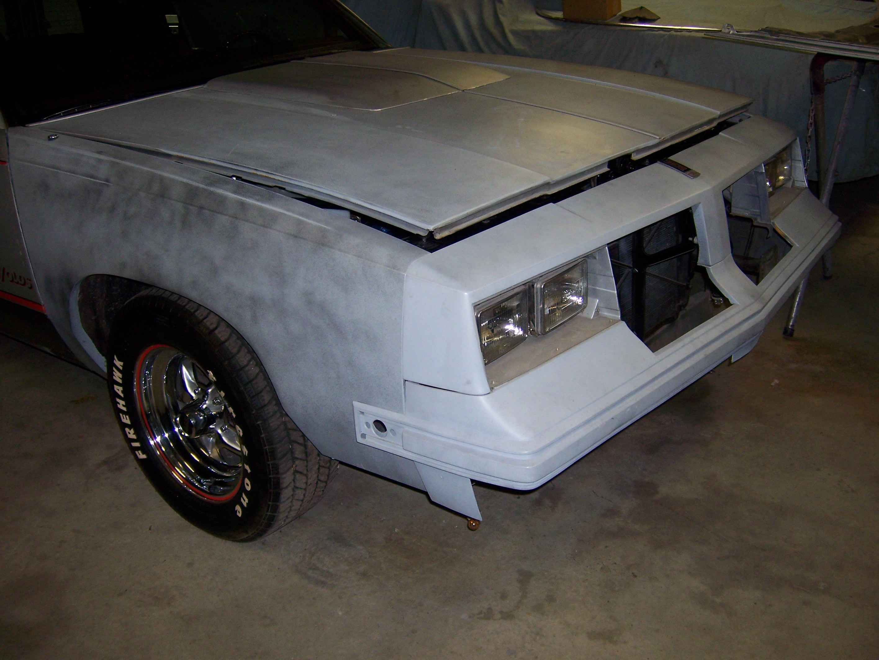 Another fjwhoopie 1984 Oldsmobile Hurst/Olds post... - 11816796