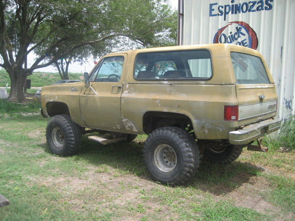 Another CodeRed_1 1978 Chevrolet Blazer post... - 11817443