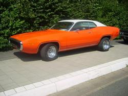 germansatellite 1971 Plymouth Satellite