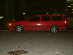 RFamilys 1996 Volvo 850