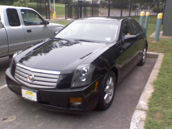 jerzyblacklac 2005 cadillac cts specs photos. Black Bedroom Furniture Sets. Home Design Ideas