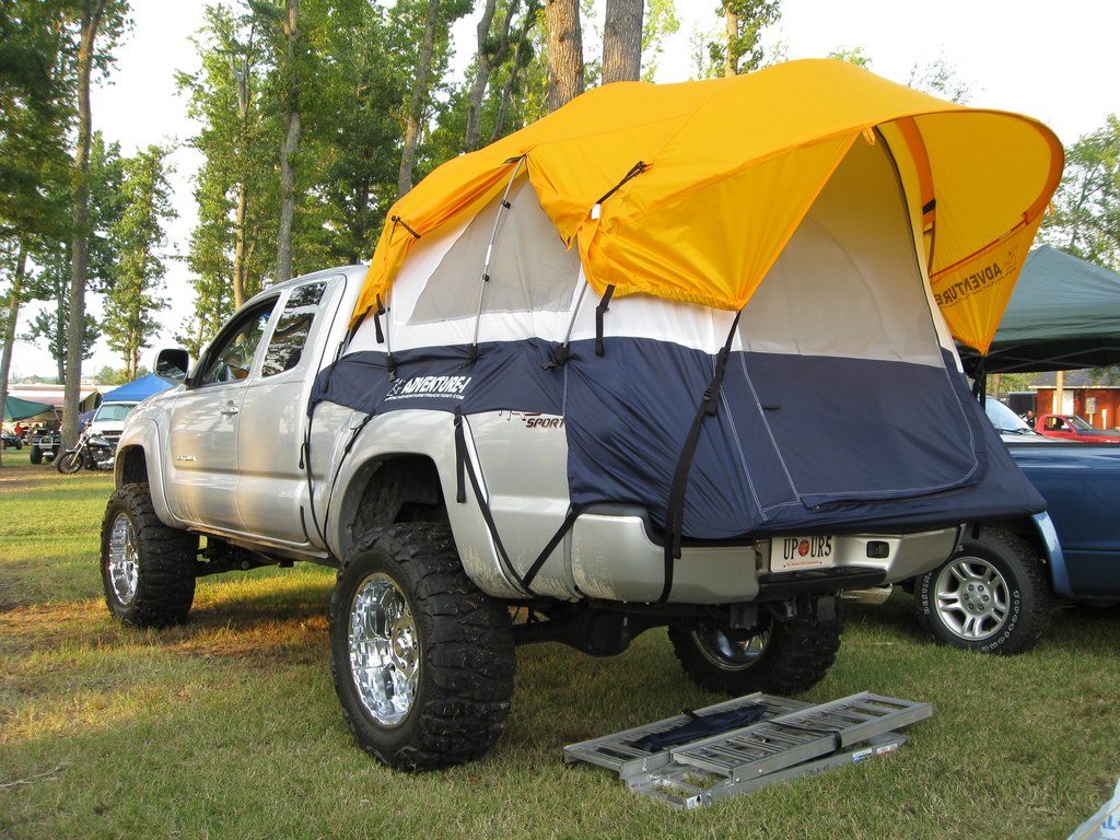 Ozark Trail Dome Truck Tent Toyota Nation Forum Toyota