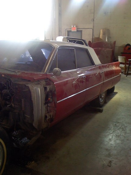Another 3161978 1963 Cadillac Fleetwood post... - 11819109