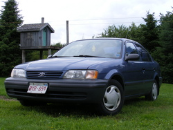 Turcels 1999 Toyota Tercel