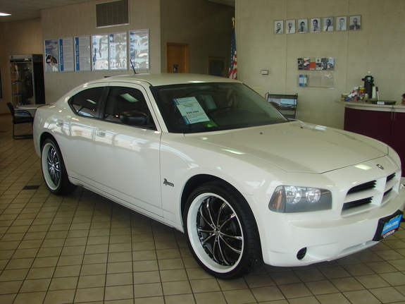 Rseries 2008 Dodge Charger