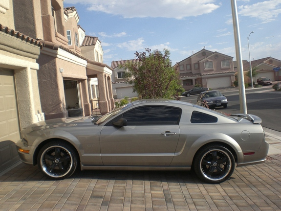 Another 08GT4ME 2008 Ford Mustang post... - 11820427