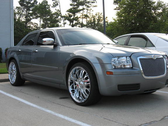 daybh8n 2007 chrysler 300 specs photos modification info at cardomain. Black Bedroom Furniture Sets. Home Design Ideas