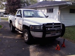 saturn95sl2s 1996 Dodge Ram 1500 Regular Cab