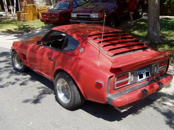 Another scarab153 1975 Datsun 280Z post... - 11848459