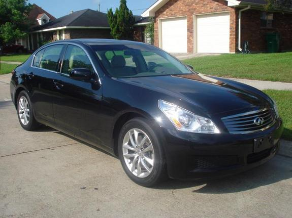 Another cowboy3 2007 Infiniti G post... - 11821561
