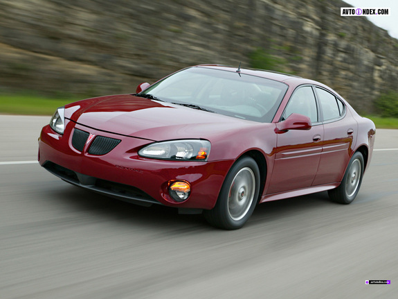 T-10Zr2 2005 Pontiac Grand Prix