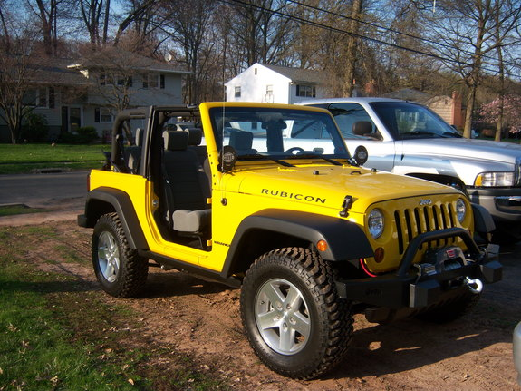 N8Dizzle 2008 Jeep Rubicon Specs Photos Modification Info at