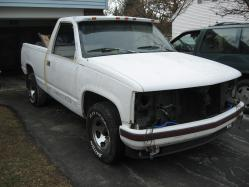92chevycksport 1992 Chevrolet C/K Pick-Up