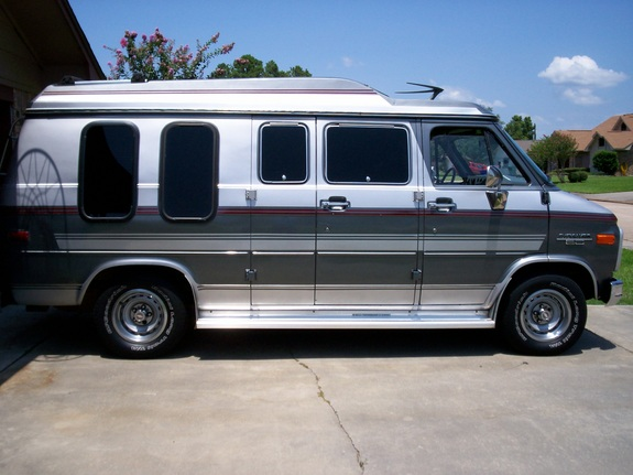 Another DixieBoy76 1986 Chevrolet G-Series 1500 post... - 11822827