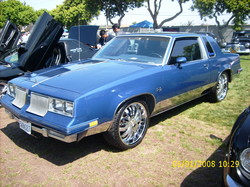 C2NCC 1986 Oldsmobile Cutlass Supreme