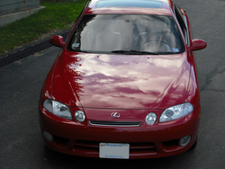 Red_Octobers 1997 Lexus SC