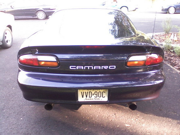 Another Jankenson 1998 Chevrolet Camaro post... - 11825444