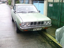 not2olds 1975 Mitsubishi Galant