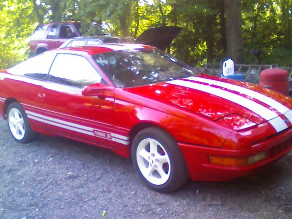 Another goldshock 1989 Ford Probe post... - 11826545